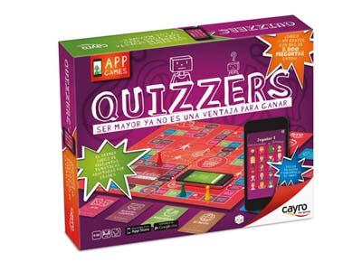 Juego de mesa Quizzers