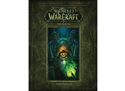Libro World of Warcraft Crónicas Volumen 2
