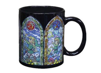 Taza Legend of Zelda