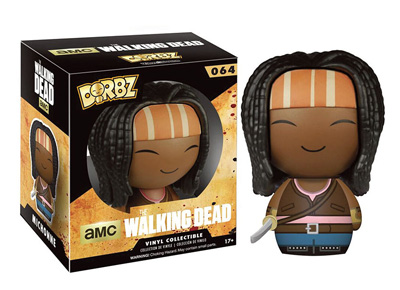 Figura Dorbz Michonne de The Walking Dead